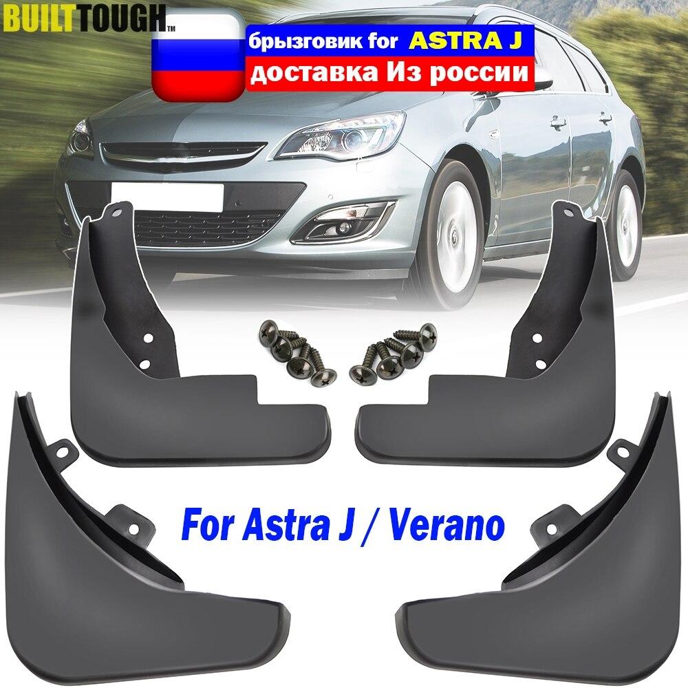 Para Vauxhall Opel Astra J Buick Verano 2010-2016 guardabarros protectores de salpicaduras guardabarros 2010 2011 2012 2013 2014 2015