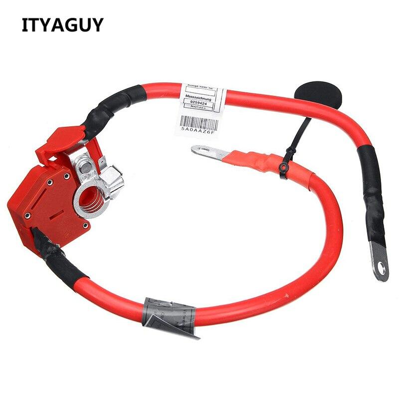 Pozytywne bateria bezpiecznik kabel 61126834543 61129259425 6112-9259-425 9214506-02 dla BMW F30 F31 F34 F35 M3 F80 F32 F33 F36 M4
