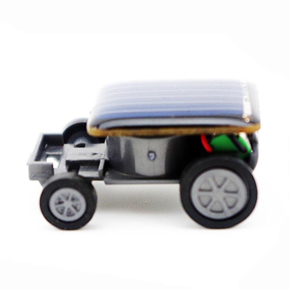 Brinquedos para crianças de alta qualidade menor mini carro de brinquedo de energia solar carro racer gadget educacional das crianças do miúdo venda quente brinquedos