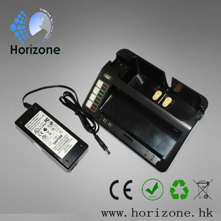 Ni-mh carregador de bateria externo base de carregamento para irobot roomba 400 560 695 780 scooba 380 5900 estação de carregamento da série