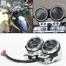 Motorfiets Snelheidsmeter Gauge Meter Toerenteller Instrument Assemblage Kit Voor Honda CB400 CB 400 1992-1994 1992 1993 1994 92 93 94