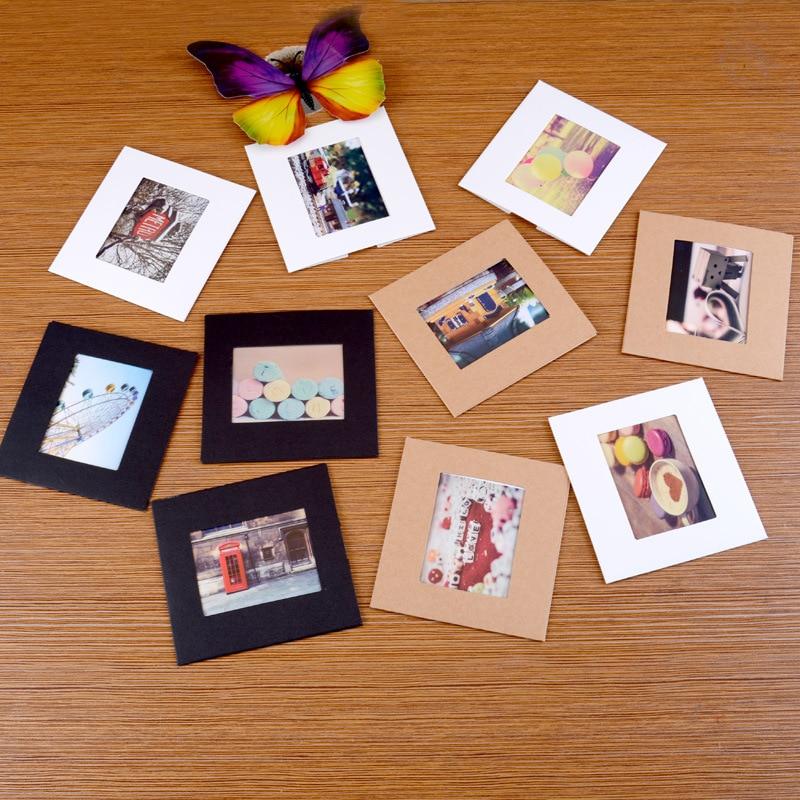 Marco De Fotos De papel De 3 pulgadas para Fotos, portaretratos Vintage,...