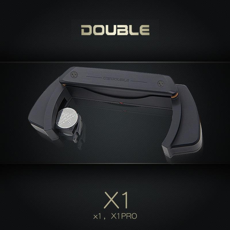Guitarra acústica doble X1 Pro, pastillas dobles individuales, sistema de preamplificador para...