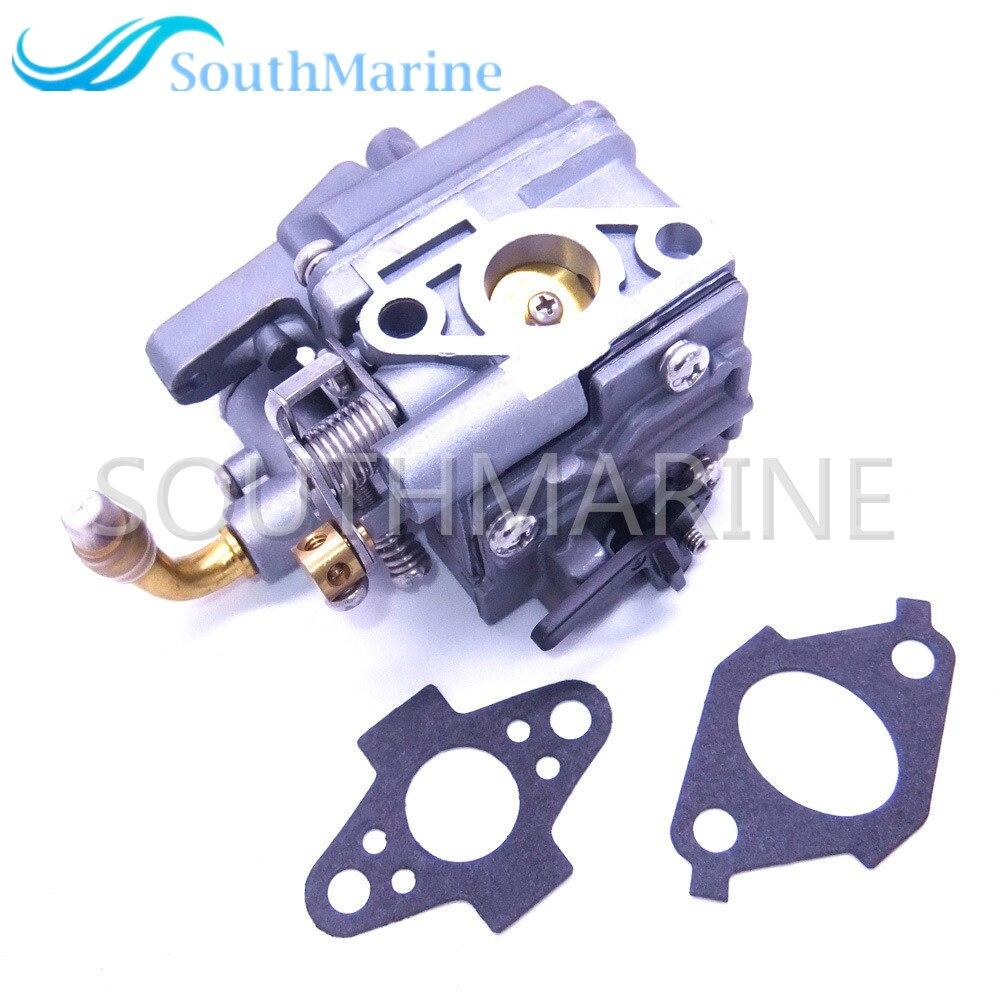 Joints de carburateur pour moteur hors-bord Yamaha   Moteur de bateau F2.5