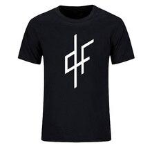 Nouveau Mode été Qlf Pnl T Shirt piège Rap Mode Paris Ecriture manches courtes coton t-shirt col rond T Shirt Ville Lumiere