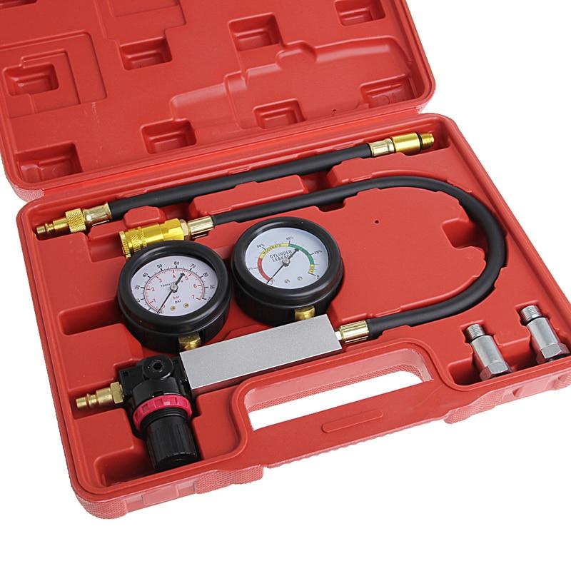 Détecteur de Diagnostic de jauge de Compression dappareil de contrôle de fuite de moteur de cylindre automatique-Y103