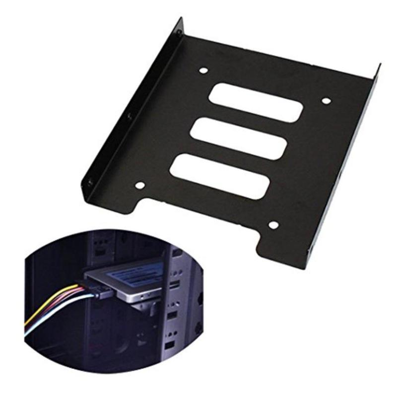 2.5 drive to 3.5 Inch SSD HDD Hard disk Metal Mounting Adapter Bracket Dock Hard Drive Holder for PC