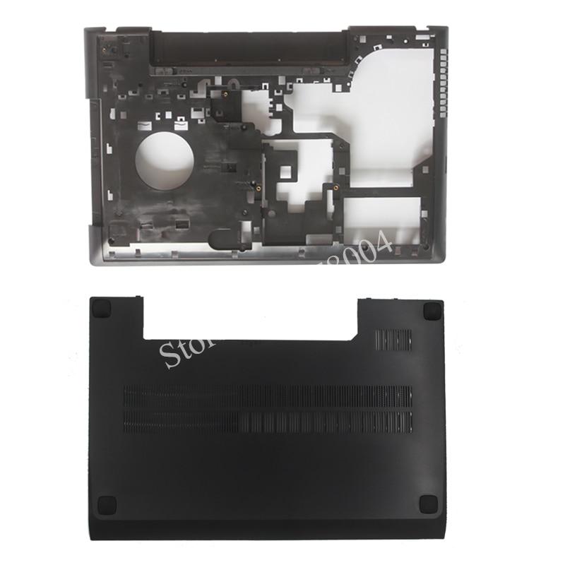 Novo Para Lenovo G500 G505 G510 G590 Inferior Da Tampa do Caso & laptop case back cover preto