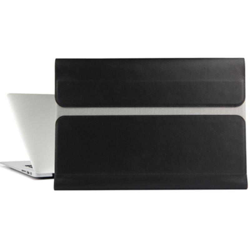 Funda para Huawei MateBook D 15,6 pulgadas, bolsa para ordenadores portátiles, Funda de cuero PU con bolsillo, funda para ordenador, funda para ordenador portátil
