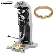 Graveur à anneau intérieur avec deux Faces Standard lettre bloc cadran bijoux faisant la Machine de gravure