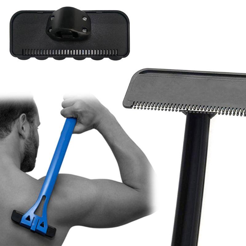 Afeitadora Manual para hombres, maquinilla de afeitar para depilación de piernas y cuerpo