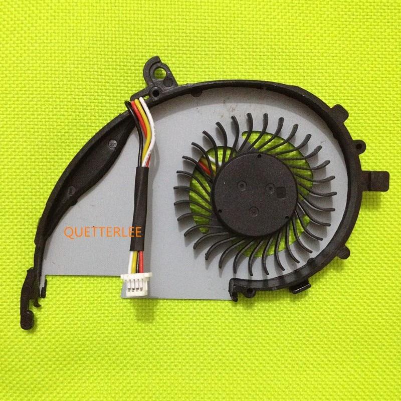 Новый вентилятор охлаждения для процессора DFS400805PB0T, вентилятор охлаждения для Acer V5-472, V5-472P, V5-572G, кулер для процессора