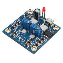 Module dalimentation DC4 ~ 12V à 8 ~ 18V   Régulateur de tension réglable, amplificateur de 12V cc/Module de pilote/adaptateur USB