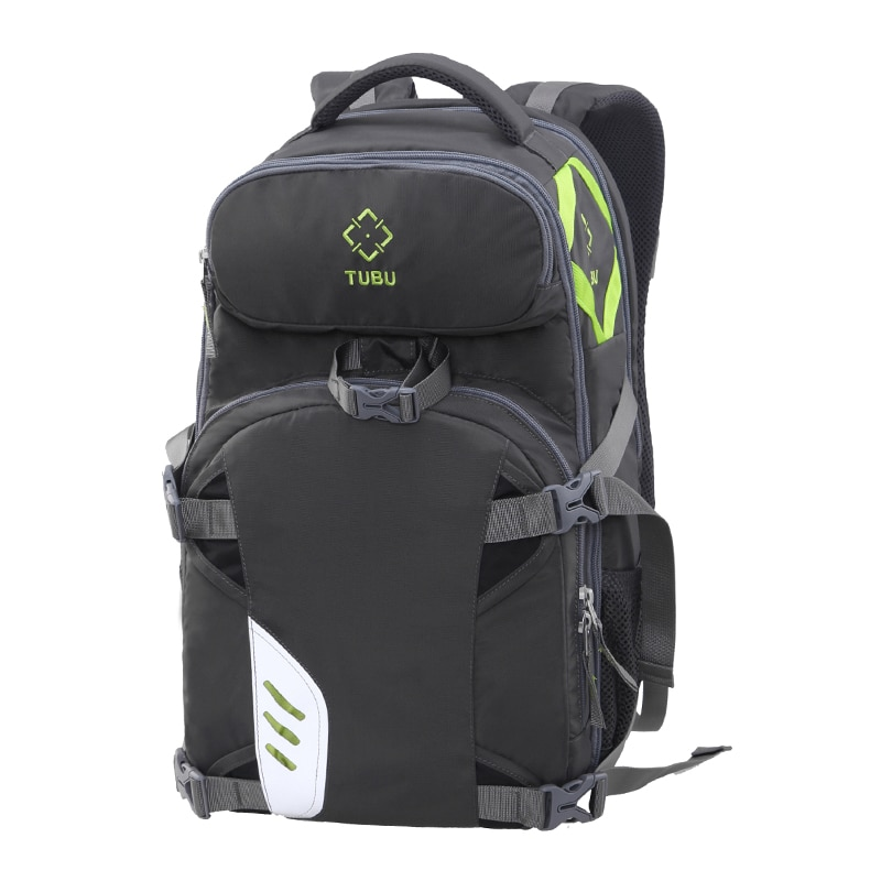 TUBU 6070 Dslr Camera Bag Photo Backpack Tripod Sport Bolso Reflex Bags With Rain Cover camera put 15.6-inch laptop
