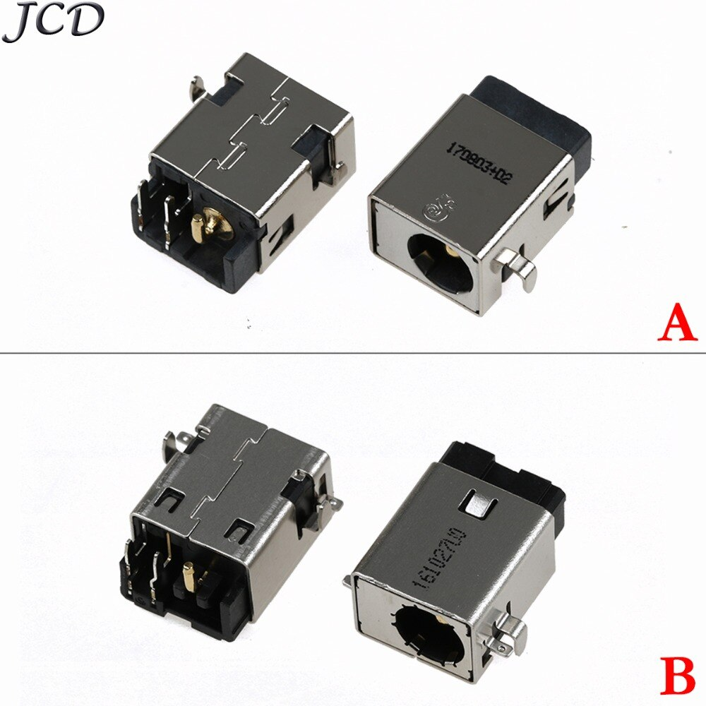JCD Laptop dc power jack For ASUS G53 G53J G53SW G53SX,U32 U32JC U32UJ U32VJ U32VM U36 U36JC U36SD U36SG DC Jack Connector