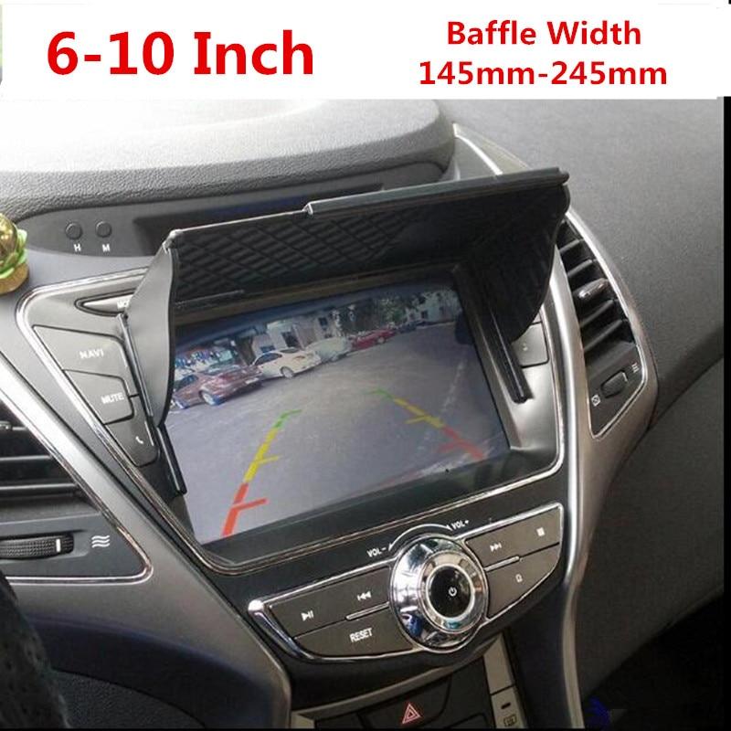 Универсальный автомобильный GPS-навигатор, солнцезащитный козырек, солнцезащитный козырек, козырек, навигатор, спутник светильник вой барье...