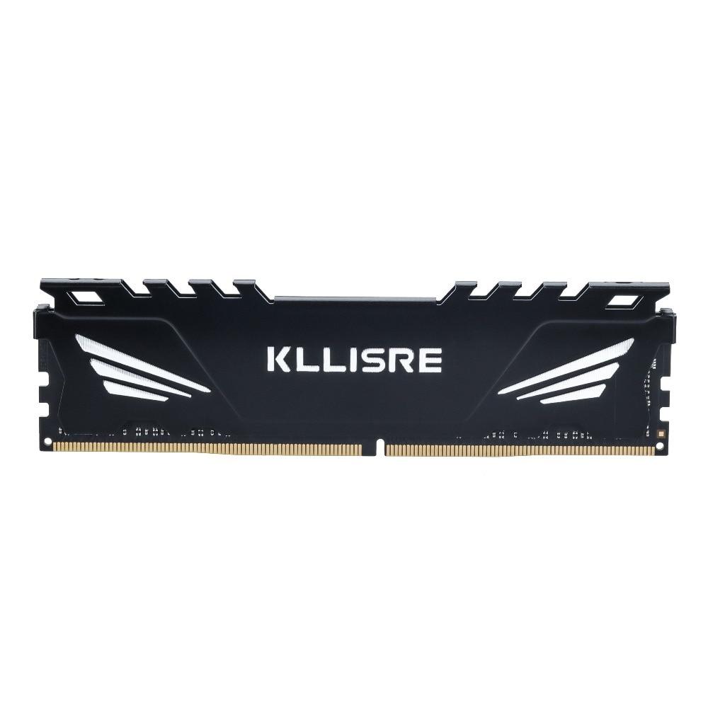 Kllisre ddr4 ram 8 gb 4 gb 16 gb 2400 2666 dimm suporte de memória desktop placa-mãe ddr4