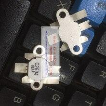 (1 pièces) 2SC2694 C2694 [12.5 V-35 V 20A 70W 175 MHz]-TRANSISTOR de puissance RF. En image pied type deux choisir un, livraison aléatoire