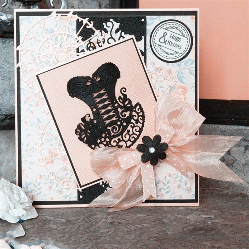 1PC Dance Rock Metall Schneiden Stirbt Schablonen DIY Scrapbooking Stempel/foto album Dekorative Präge Papier Karten