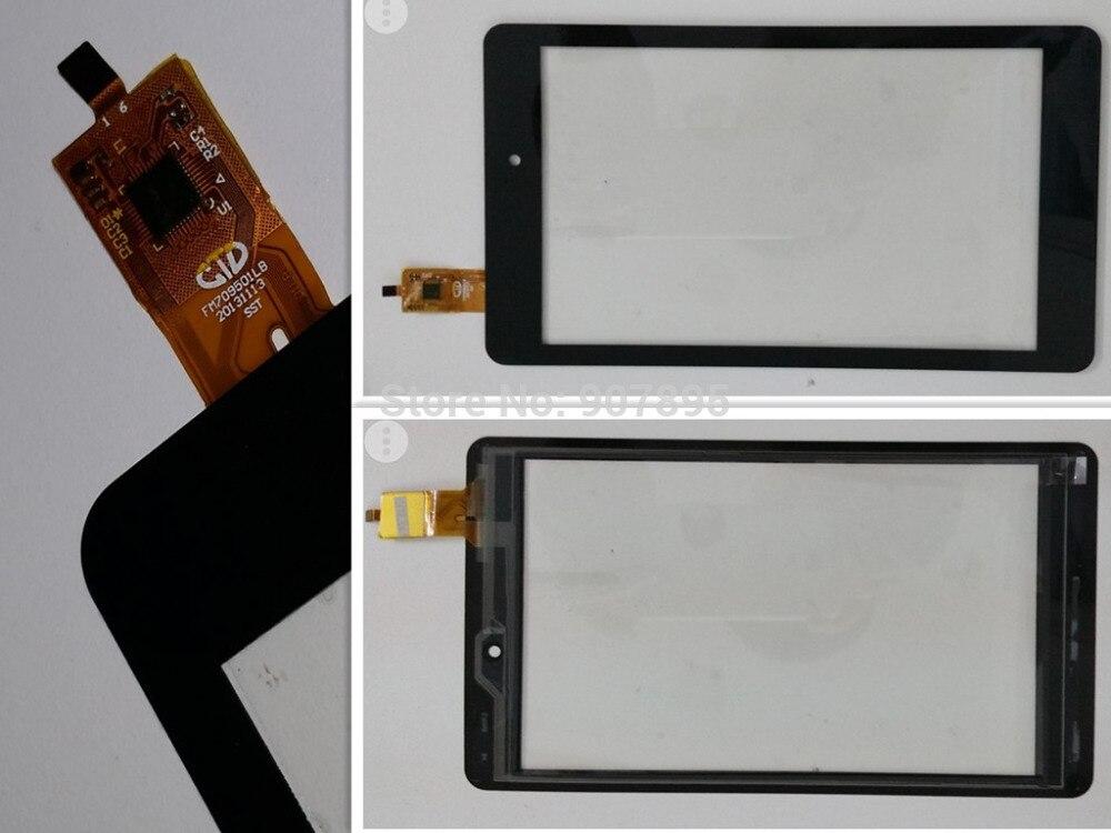 Pantalla táctil capacitiva ips de 7 pulgadas FM709501LB 20131113 SST para NAVON Predator 7 Android 4,4 Kitcat FEKETE pc