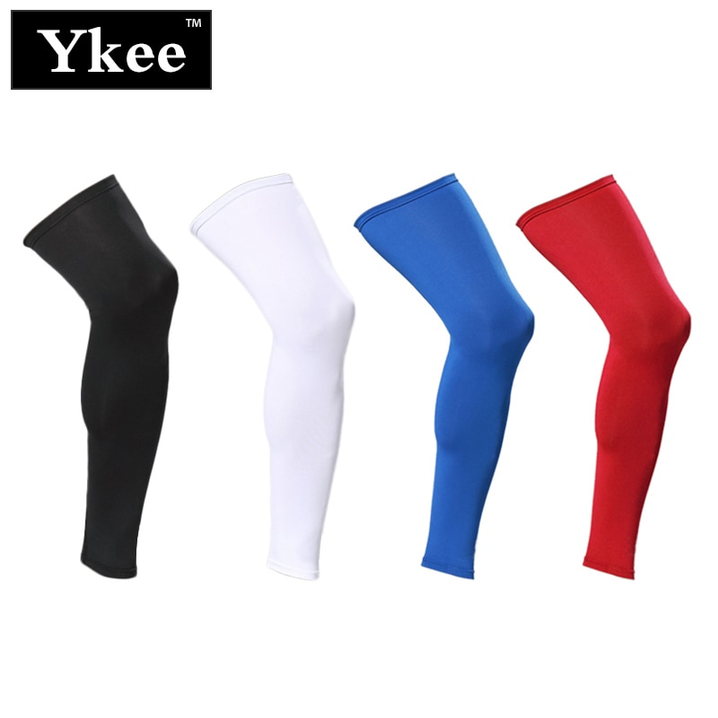 Protector antideslizante transpirable para rodillas, 1 unidad, calentador de piernas y rodillas, mallas para baloncesto, rodilleras, soporte para fútbol, bádminton