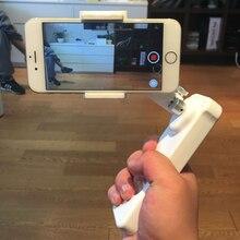 Cardan portatif de stabilisateur de Smartphone de Handeld de 2 axes pour Xiaomi Huawei iPhone6 6 s 6 plus moins de 5.5