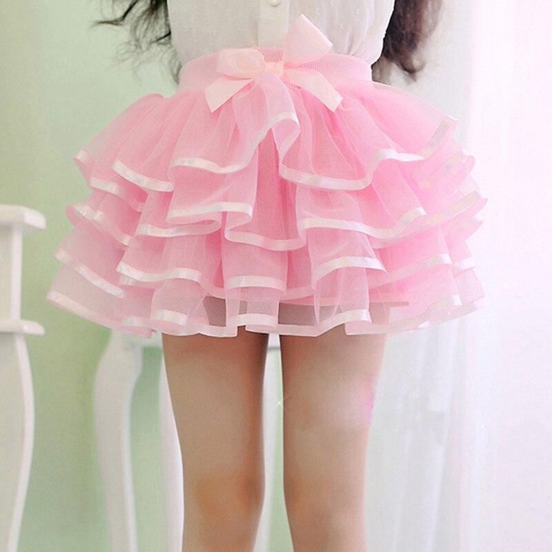 Пышная юбка пачка для девочек, танцевальная мини юбка, бальное платье принцессы на день рождения, детская одежда, 4 слойная фатиновая юбка girls tutu skirt tutu skirtballerina skirt   АлиЭкспресс