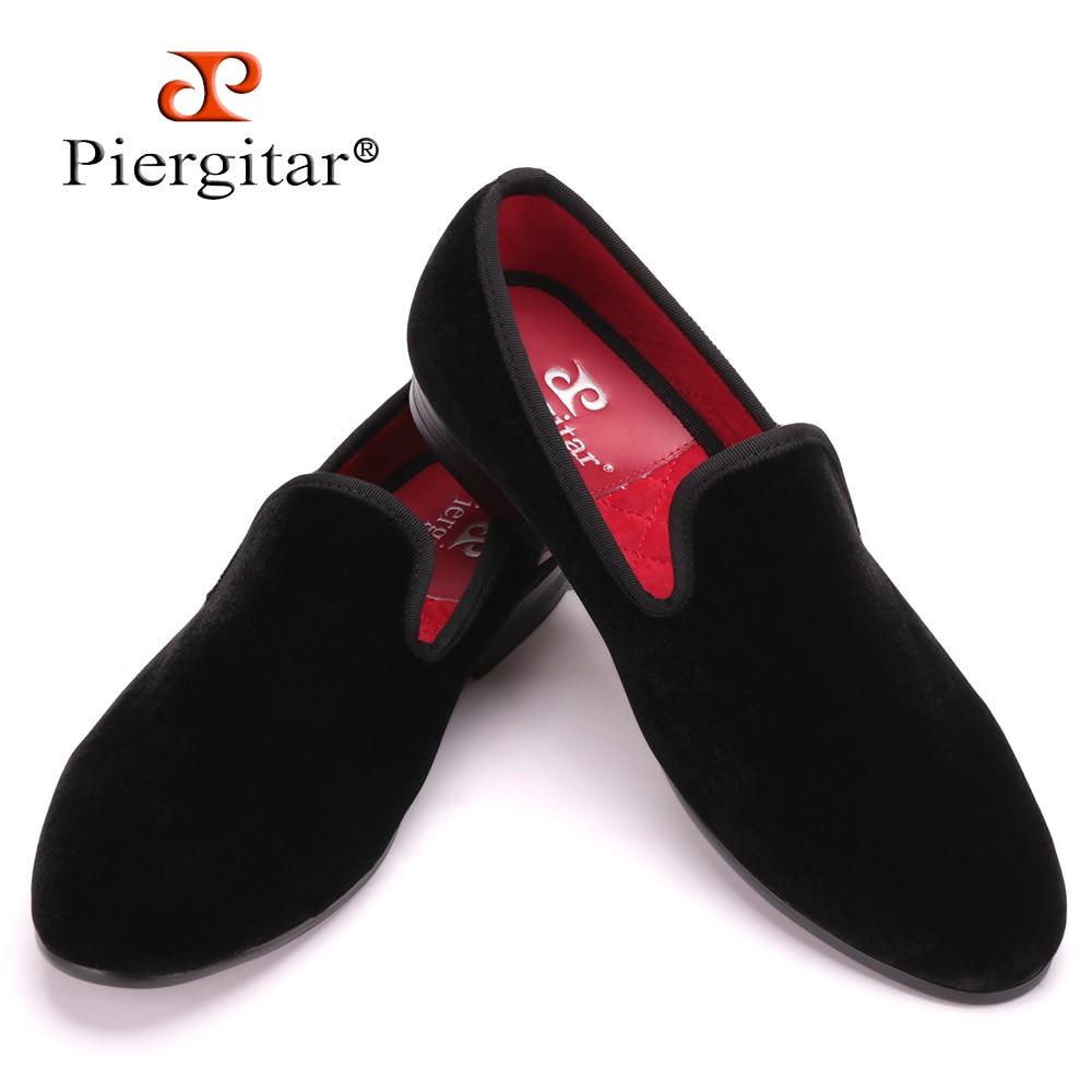 حذاء موكاسين مخملي للرجال ، أحذية زفاف وحفلات ، شباشب رجالية ، مقاس كبير وملون ، مقاس US 4-17 ، عرض خاص