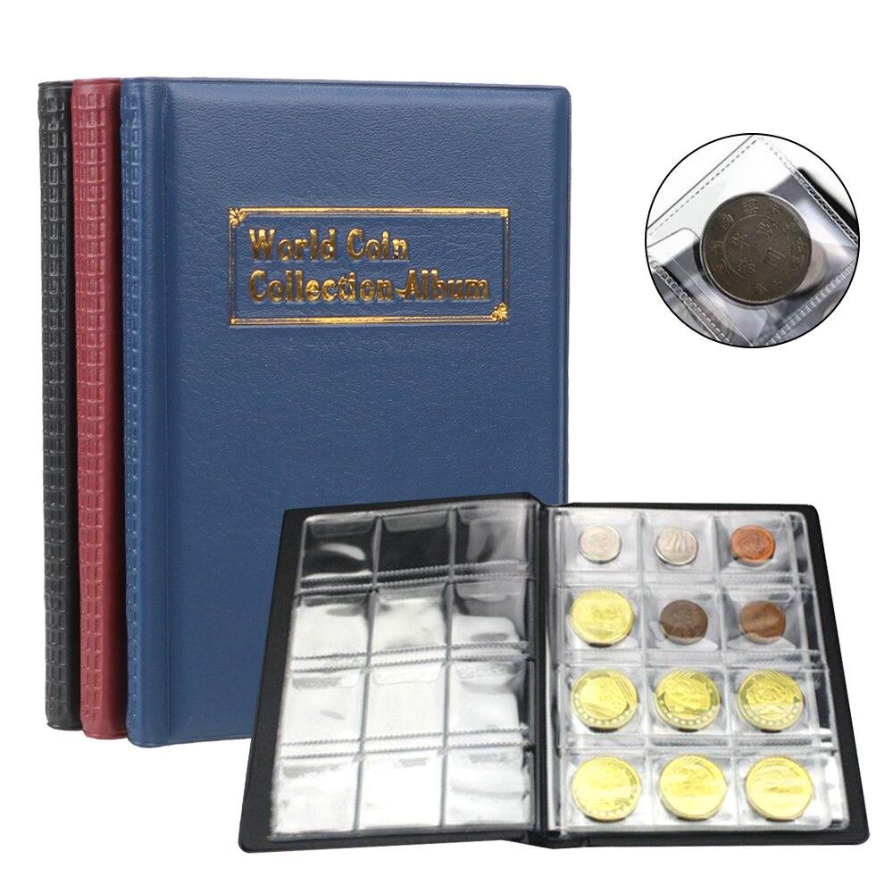 NICEYARD мульти-кинетическая коллекция монет коллекторы монет Альбом монет для коллектора ПВХ Коллекция монет книга домашний декор ремесло подарок