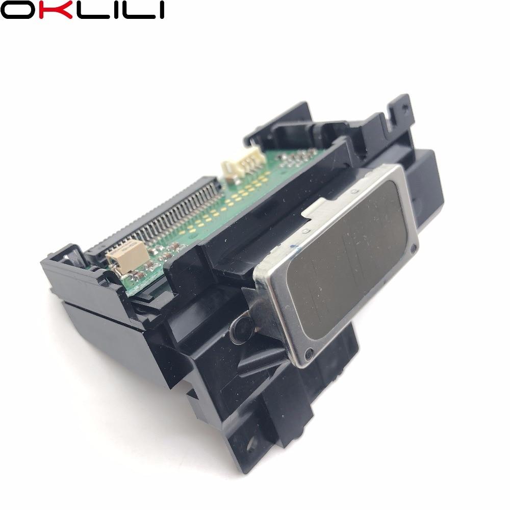 Cabezal de impresión de inyección de tinta 1PCX JAPAN F076000 F076010 cabezal de impresión cabezal de impresora para Epson Stylus Photo EX3 photo 720