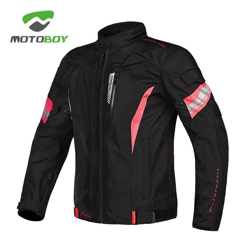 600D invierno primavera MOTOBOY moto chaqueta mujer impermeable abrigo de motocicleta con CE armor hombres ropa de motocross S M L XL