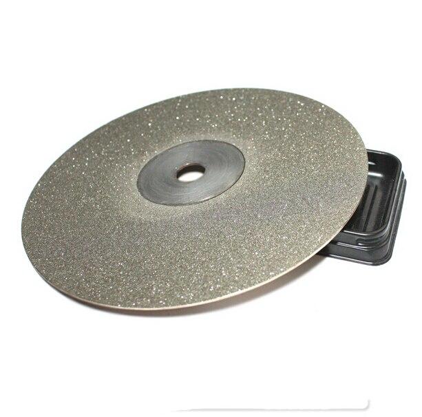 Afilador en bastidor de diamante redondo para pulidor de cuchillo de 250mm 60-1200grit