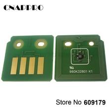 20 pièces de réinitialisation Dorigine Phaser7500 puce De Toner pour Xerox Phaser 7500 Phaser-7500 106R01443 106R01444 106R01445 106R01446 cartouche