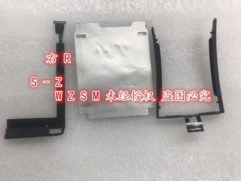 Genuino nuevo ordenador portátil cable de la unidad de disco duro para Lenovo Thinkpad P50 P51 BP500 cable HDD de 2,5 pulgadas interfaz R 00UR836 DC02C007C10