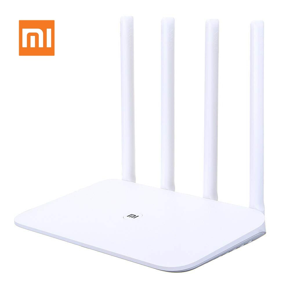 Xiaomi mi Router WIFI 4 WiFi repetidor 1167Mbps inteligente 4 antenas Gigabit Ethernet Banda Dual Core 2,4/5G Router inalámbrico mi wifi