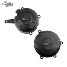 ل Ducati Panigale1199/1199S 1299 Panigale دراجة نارية غطاء المحرك طقم حماية