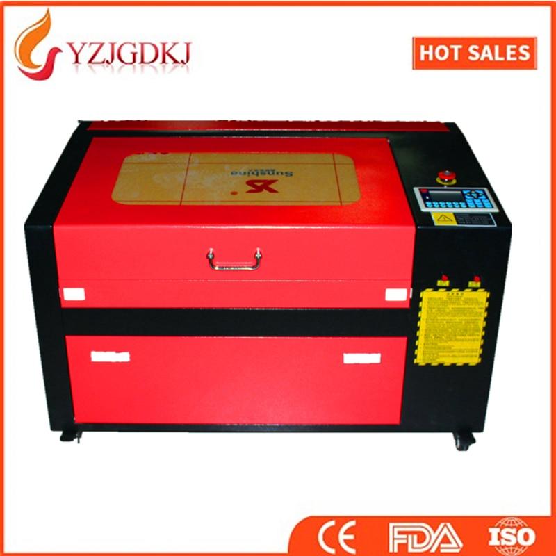 Ruida-آلة النقش بالليزر ، DSP K3050 ، 60 واط ، آلة القطع بالليزر ، مساحة النقش 300*500 مللي متر ، لوحة التحكم غير المتصلة