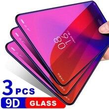 9d vidro temperado para xiao mi 9 se 9 t pro cc9 cc9e protetor de tela de vidro xio mi nota vermelha 7 k20 nota 6 pro vidro de proteção