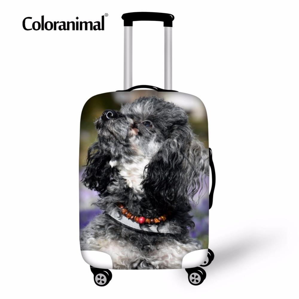Чехол Coloranimal водонепроницаемый защитный чехол 3D для пуделя собаки цветочный