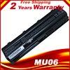 MU06 akumulator do laptopa do HP 430 431 435 630 631 635 636 650 Notebook PC MU06 593554-001