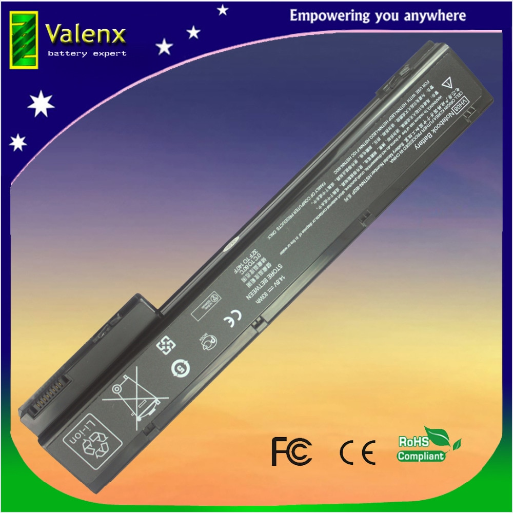 Laptop Batterie Für HP EliteBook 8560w 8760w VH08 HSTNN-IB2P HSTNN-LB2P HSTNN-LB2Q 632113-151 632114-421