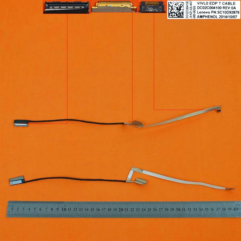 Original Nuevo LCD LED Video Flex para Lenovo ThinkPad T440 (con) PN:...