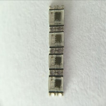 100 Uds WS2812 2020 (4 pines) 2020 mini LED SMD Chip WhitePCB direccionable color pleno de RGB Digital Chip de LED 5V para tira LED pantalla