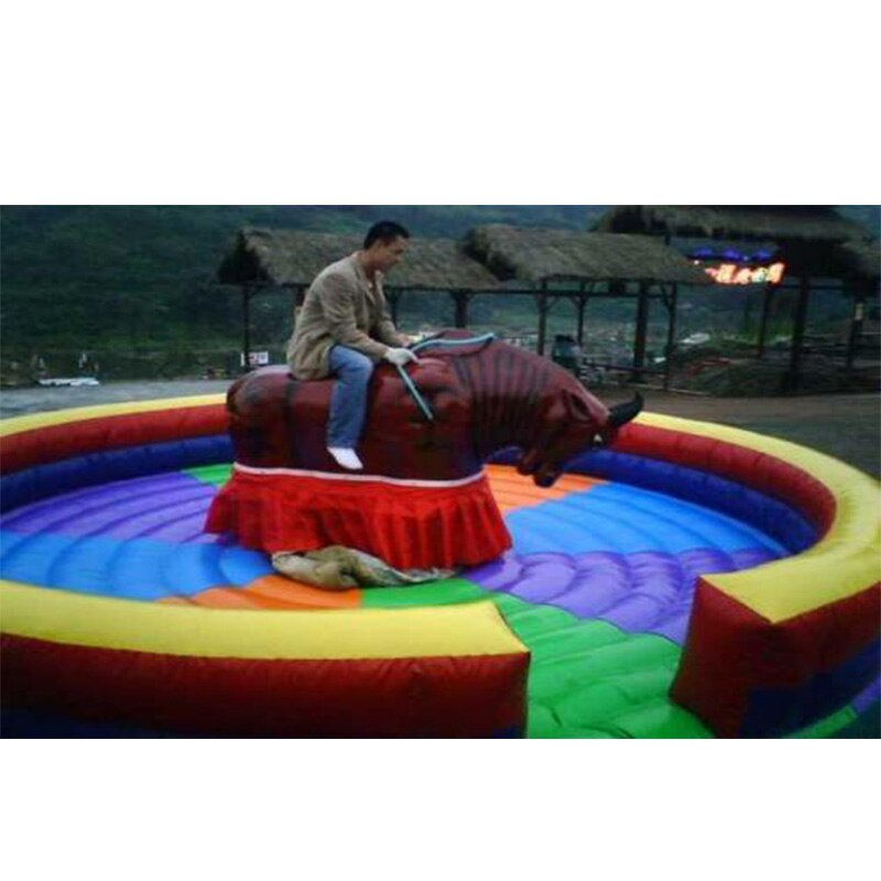 Hot Sale Bull Riding Machine Crazy Rodeo Bull Fighting