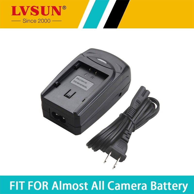 LVSUN VW-VBN130 VW-VBN260 VW-VBN390 VW VBN130 VBN260 VBN390 cargador de batería para Panasonic HC X920M HS900 SD900 TM900 SD800