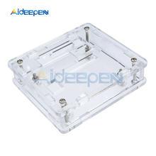 1pc coque acrylique coque transparente boîtier pour contrôleur de température numérique W1209
