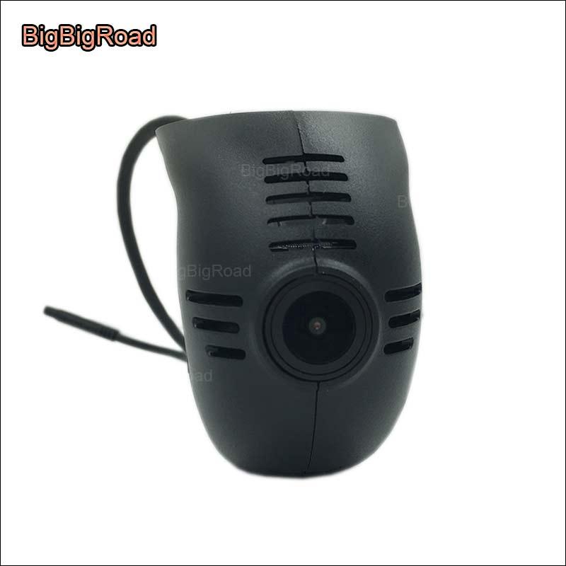 BigBigRoad Car DVR Wifi Video Recorder DashCam Camera For BMW Mini seires 2010 2011 2012 2013 FHD 1080P Wide Angle