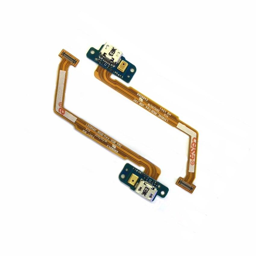 Conector de puerto de carga USB Cable flexible completo para WIKO Highway Star 4G