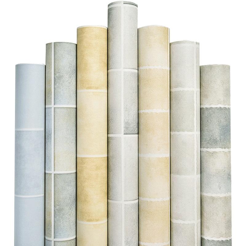 Rollo de papel tapiz autoadhesivo de vinilo impermeable para cocina rollo de...