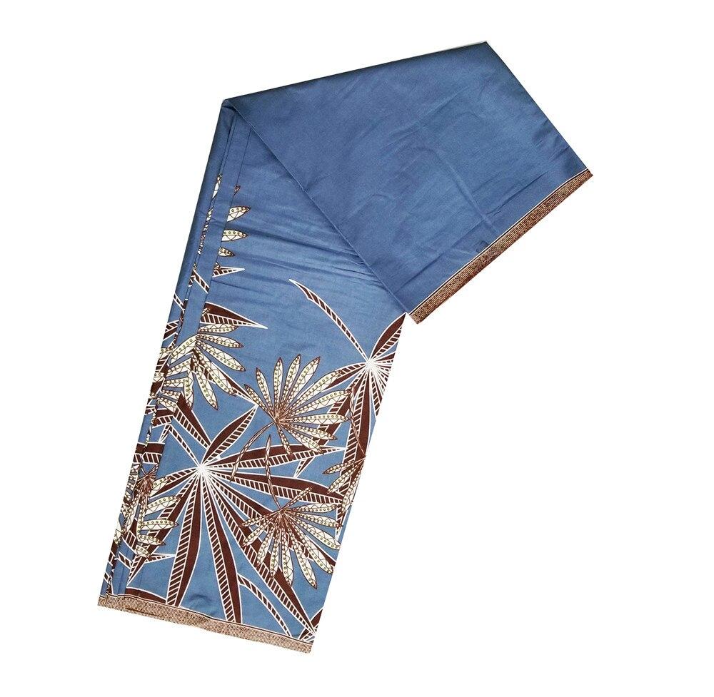 2019 venda quente ankara estilo cera real de alta qualidade real wax wrapper para as mulheres vestido a1204